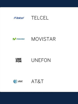 Unefon Recargas Telefónicas Telcel, Movistar, At&t,