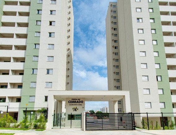 Apartamento Residencial À Venda, Setor Negrão De Lima, Goiânia. - Ap0041