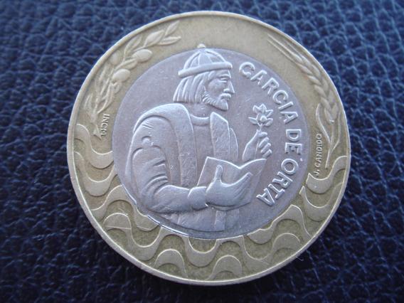 Portugal - Moneda Bimetalica D 200 Escudos, 1991 - Excelente