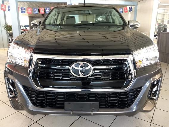 Toyota Hilux 2.8 Srv 4x4 Cd 16v 4p Automático 2019 Dasauto
