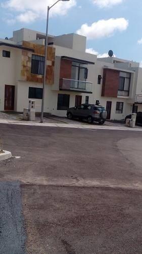 Rento Casa En Juriquilla Queretaro Condominio Montes Blancos