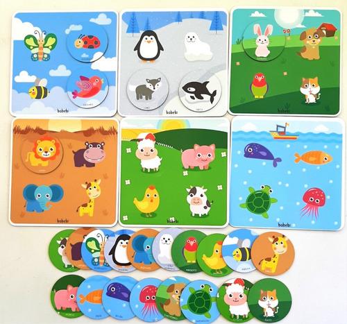 Brinquedo Educativo - Super Bingo Dos Animais