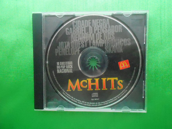 Cd Mchits Do Pop Rock Nacional