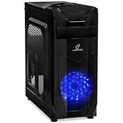 Cpu Gamer Asus/ Core I5 7400/ 16gb Ddr4/ 1tb/ Led/gtx 1050ti