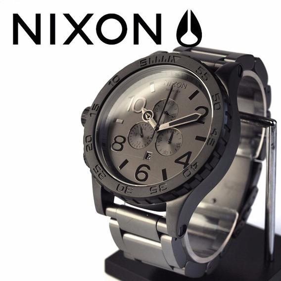 Relógio Nixon Chrono 51-30 Promocional C/ Garantia