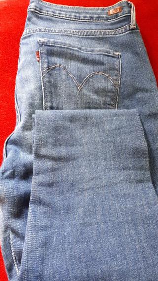 Calca Jeans Feminina Levis 30 Legging Original