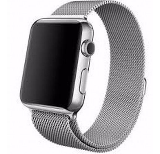 Correa Extensible Milanese Para Apple Watch De Mayoreo 3pzs