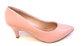 Zapatos Stilettos Beira Rio Charol Taco 6 Cm 4076150 Rimini