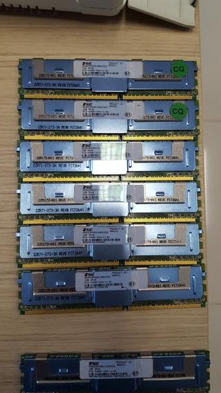 Memoria Dell Poweredge 2900 Pc2 4200f 1gb