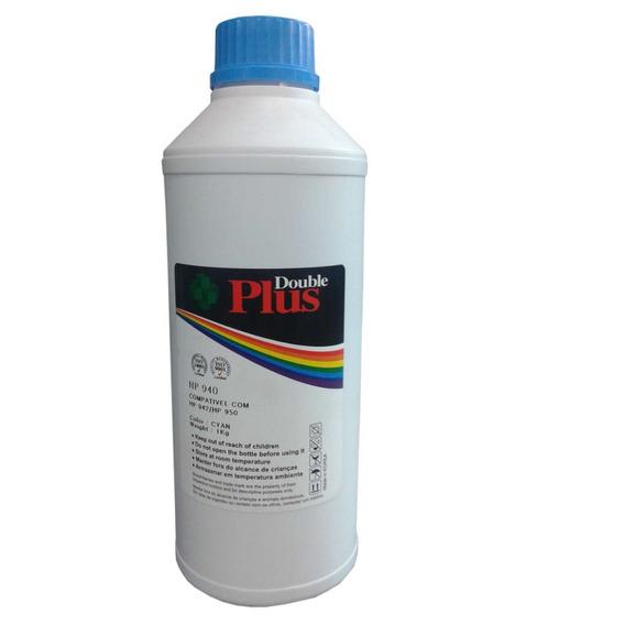Tinta Blue Pigmentada 1l Para Hp Pro X 451dw, Pro X 476dw