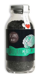 Semillas De Sesamo Negro 75 G