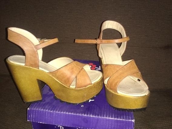 Zapatos. Color Suela. Número 37