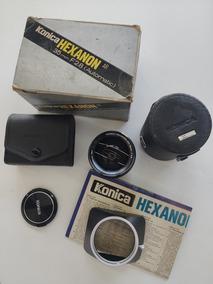 Konica Hexanon 35mm F2.8 Mint