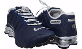 Tenis Feminino Masculino Nike Sxhok Na Caixa Frete Gratis