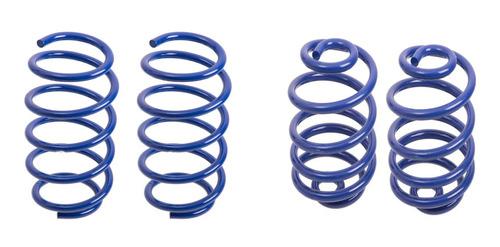 Espirales Progresivos Kit X4 Chevrolet Montana