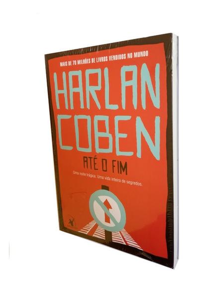 Livro - Até O Fim - Harlan Coben