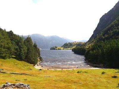 Lago Atravesado, Región Aisén