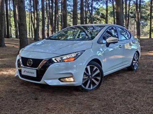 Nissan Versa Exclusive 2021 Impecable! - Permuto / Financio