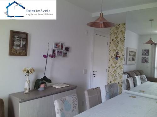 Imagem 1 de 19 de Apartamento Para Venda Condomínio Go Maraville Jundiaí-sp - Ap01023 - 69402115