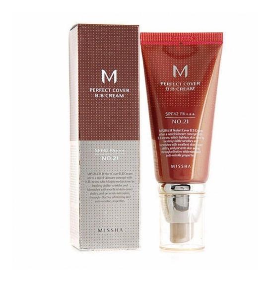 Missha M Perfect Cover Bb Cream Cor 23
