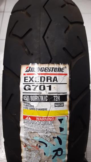 Pneu Bridgestone Exedra G701 150/80 X 17 G701