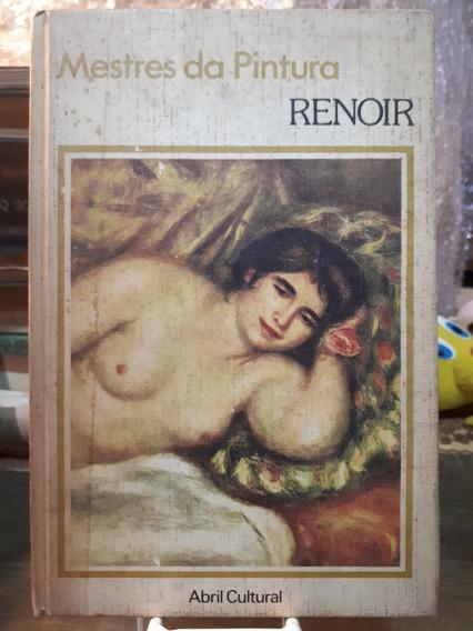 Livro Mestres Da Pintura Renoir Abril Cultural Raro Antigo