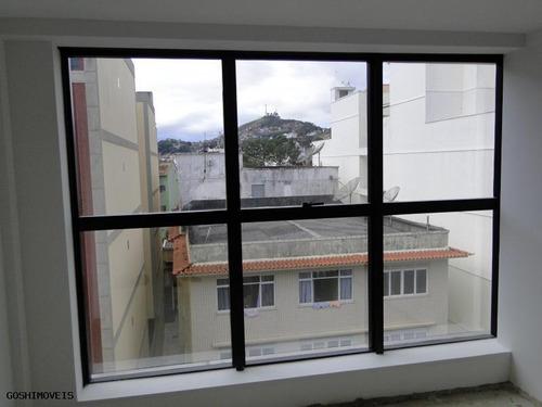 Imagem 1 de 15 de Sala Comercial Para Venda Em Teresópolis, Várzea, 1 Dormitório, 1 Banheiro, 1 Vaga - C30_1-801904
