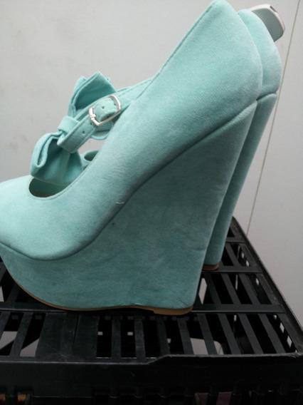 Sapatos / Plataforma - Importado