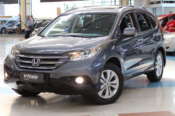 Honda Cr-v 2.0 4x4 Exl Aut!!!! Top!!! Teto!!!!