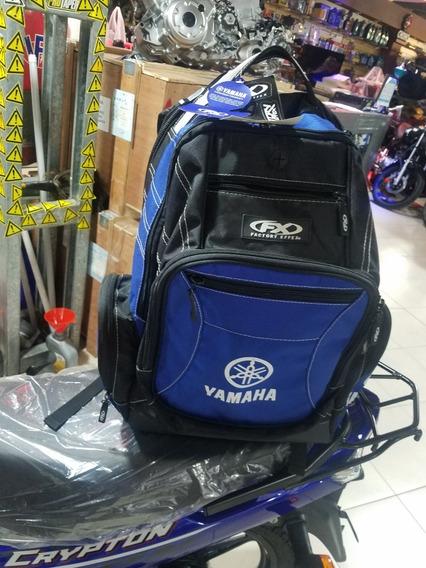 Mochila Oficial Yamaha Motos-one