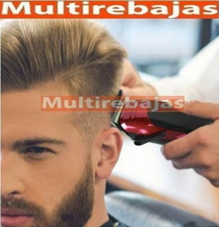 Afeitadora Barbera Maquina Profesional Premium Importada
