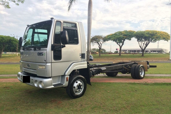 Ford Cargo 815 Chassi 2009