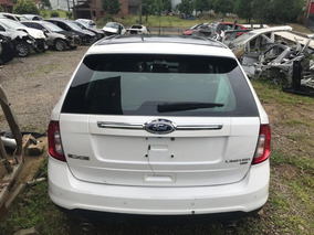 Sucata Ford Edge 2013 V6 4x4 Gasolina - Rs Auto Peças