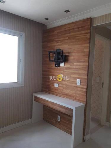 Imagem 1 de 16 de Apartamento Com 2 Dormitórios À Venda, 45 M² Por R$ 313.000 - Maranhão - São Paulo/sp - Ap1381