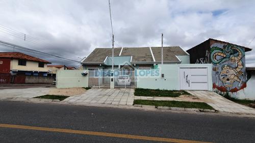 Casa Usada Em Tatuquara - Curitiba, Pr - 1018