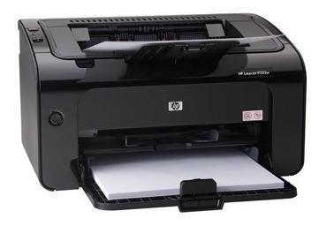 Impressora Hp 1102+toner Novo+1 Pct 100folhas A4 Chamequinho
