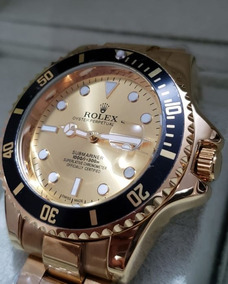 Relógio Masculino Todo Em Aço Pronta Entrega Promoção