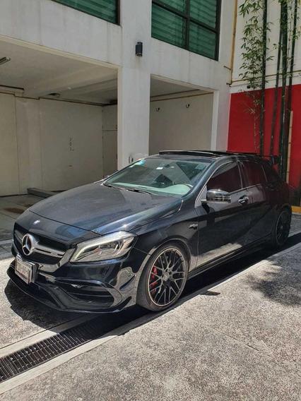 Mercedes Benz A45 Amg Negro Impecable Servicios De Agencia