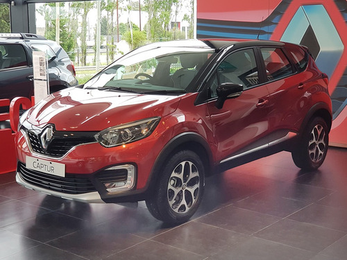 Renault Captur 1.6 Intens Cvt 0km 2021 Bordo Contado Financi