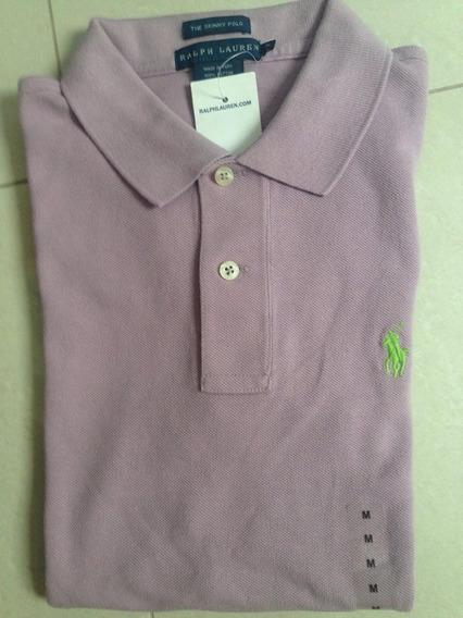 Camisa Polo Ralph Lauren - Fem - Tam M - Original!!