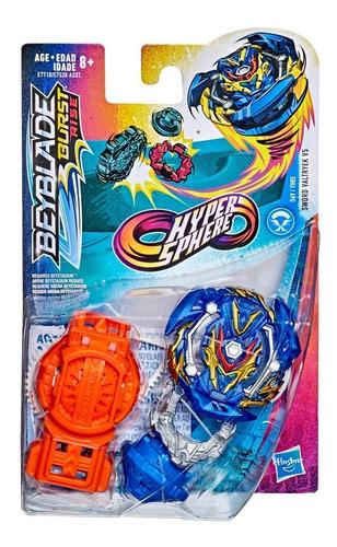 Beyblade Hypersphere Trompo + Lanzador Sword Valtryek Hasbro