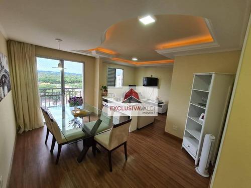 Imagem 1 de 17 de Apartamento Com 1 Dormitório À Venda, 55 M² Por R$ 287.000,00 - Jardim Augusta - São José Dos Campos/sp - Ap3282