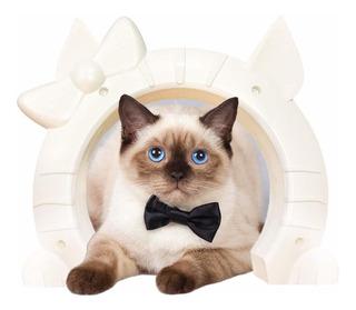 Puerta De Interiores Para Gatos