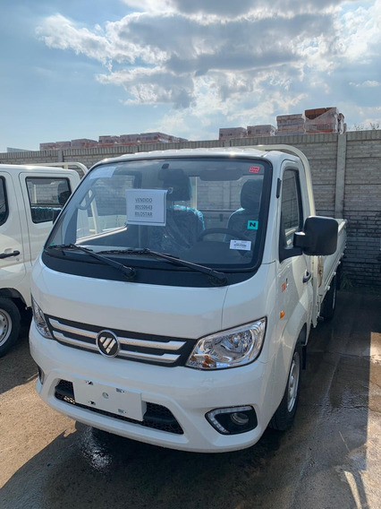 Foton Tm1 Cab Simple Carga Util 1630 Tasa 0%