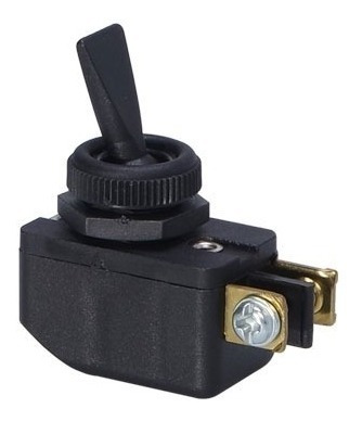 Chave Interruptor Alavanca Unipolar 6a Cs-301d Afb2fp1