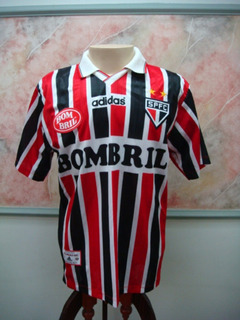 Camisa Futebol São Paulo Sp adidas Jogo Antiga 1926