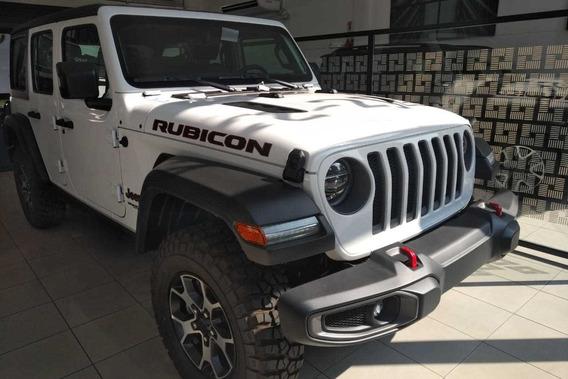 Jeep Wrangler Rubicom 4p 3.6 V6 Hoy Entrega Inmediata #13