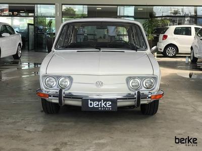 Volkswagen Brasília 1600 Gas