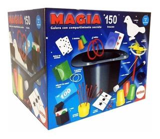 Juego De Magia Real 150 Trucos Galera Antex Casa Valente