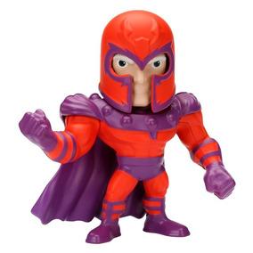 Boneco Magneto X-men Xmen Marvel Metals Die Cast Jada